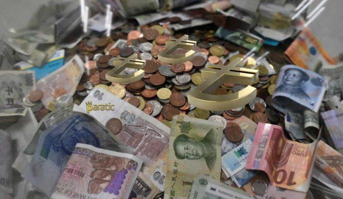 Dolar Kurunun 4,40 Liraya Yaklaştığı Haftada Dövizlerin Gösterdiği Performans