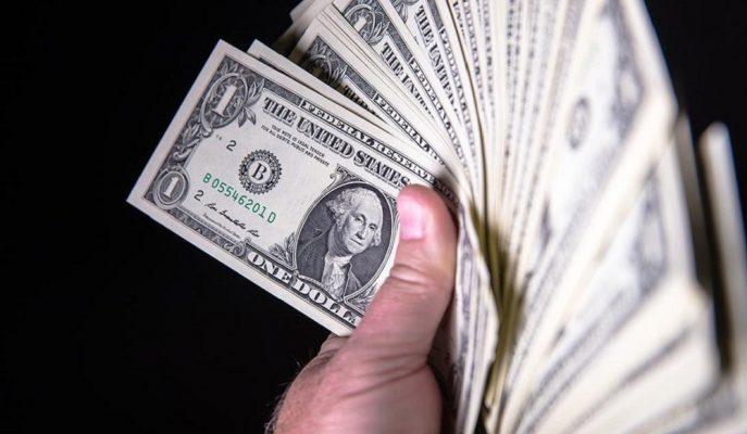TL Karşısında Günlük Kazancı %1'i Aşan Dolar 4,63 Oldu!