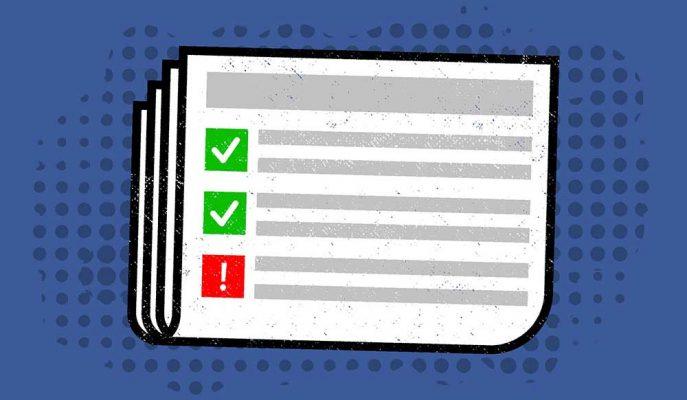 Facebook Haberleri Doğrulamak için Yeni Bir Denetim Mekanizması Geliştiriyor!