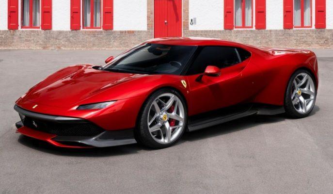 Ferrari'nin Özel Müşterisi için Hazırladığı SP38 Deborah'ın Tanıtımı Yapıldı!