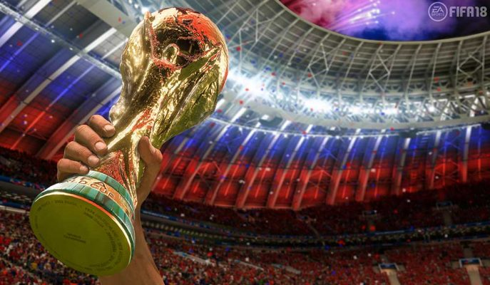 Dünya Kupası Öncesi FIFA 18 Oyuncularına Sevindirici Haber!