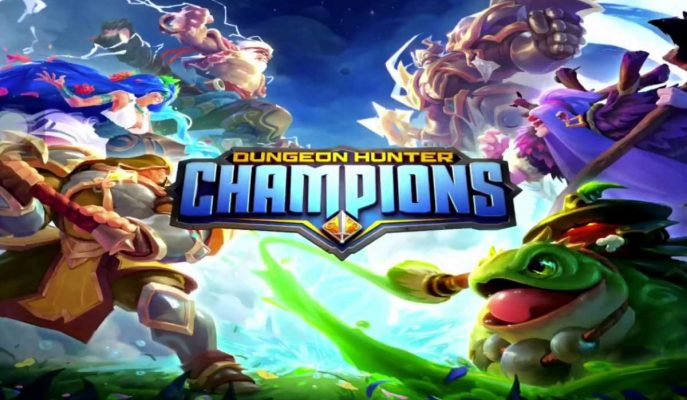 Gameloft'tan Çevrimiçi Multiplayer Oyun: Dungeon Hunter Champions!