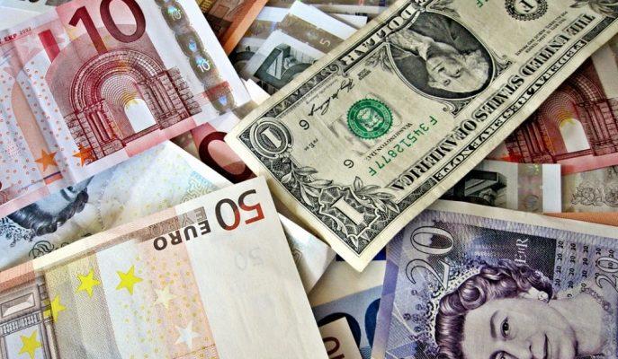 İşçi Bayramı Tatili Yaşanırken Dolar 4,09'a, Euro 4,93'e Yükseldi