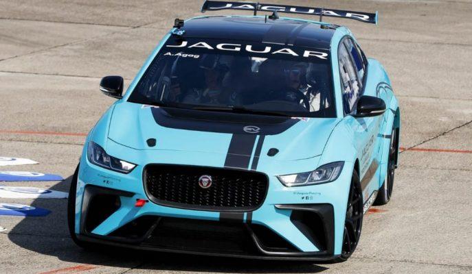 Jaguar I-Pace eTrophy'i Piste İndiriyor!