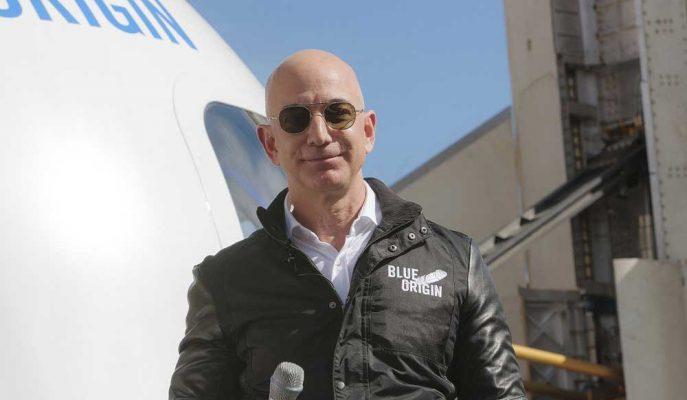 Jeff Bezos Servetinin Büyük Bölümünü Uzay Şirketi için Harcayacak!