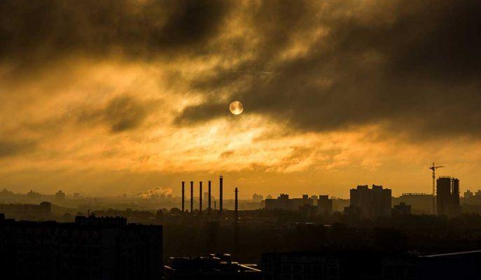 Dünyamız Zehirleniyor: Karbondioksit Miktarı İnsanlık Tarihinin En Yüksek Seviyesine Ulaştı!