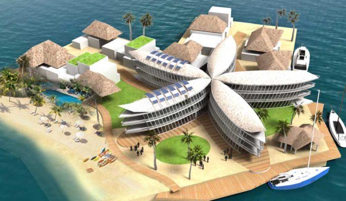 Kendi Kripto Para Birimini Kullanacak Bağımsız Yüzen Ada Ülkeleri Geliyor!