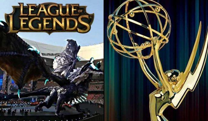 League Of Legends'ın Yapımcısı Riot Games 'Sports Emmy Ödülü' Aldı!