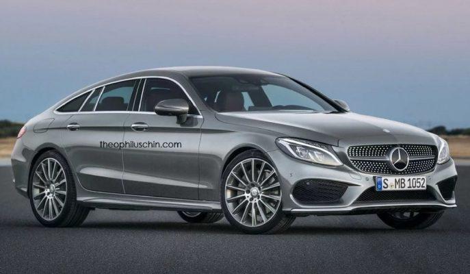 Mercedes, Audi A5 SB ve BMW 4 GC'ye C Sport Coupe'la Cevap Verebilir!