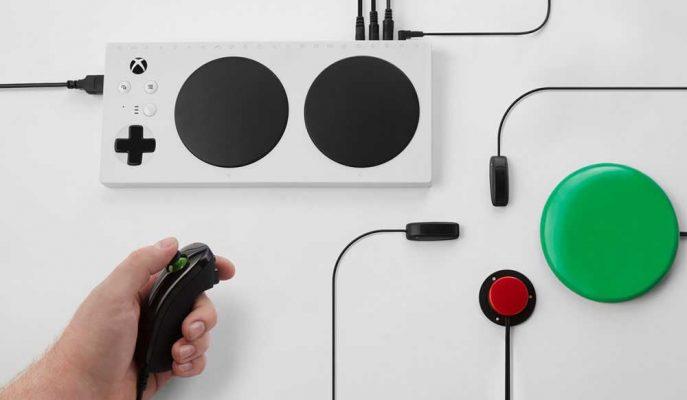 Microsoft Engelliler için Xbox One Kontrol Cihazı Geliştirdi!