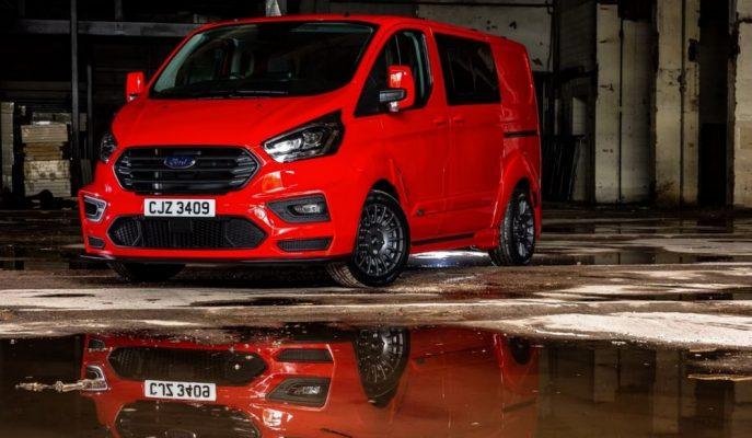 MS – RT'nin Ford Transit Custom Modifiyesi!
