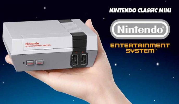 Çıktığı Gibi Tükenen Nintendo NES Classic Yeniden Satışa Sunuluyor