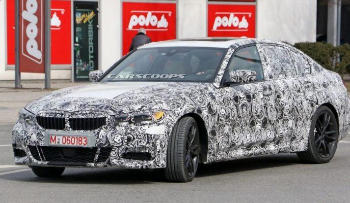 Objektiflere Yakalanan 2019 BMW 3 Serisinin Kokpiti Dikkat Çekiyor!