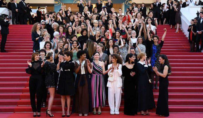 Oscar Ödüllü Oyuncu Cannes Protestoları ve Weinstein Skandalıyla İlgili Konuştu!