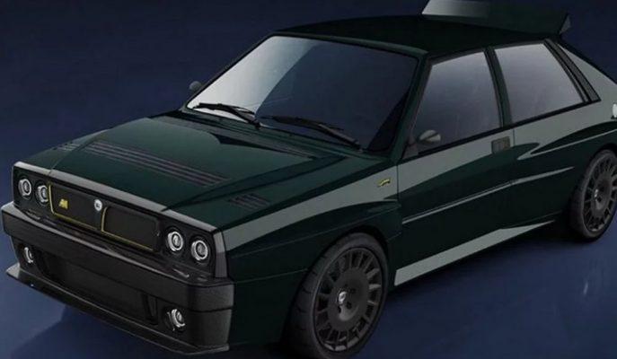 Ralli Pistlerinin İkonik Aracı Lancia Delta Yeniden Canlandırılıyor!