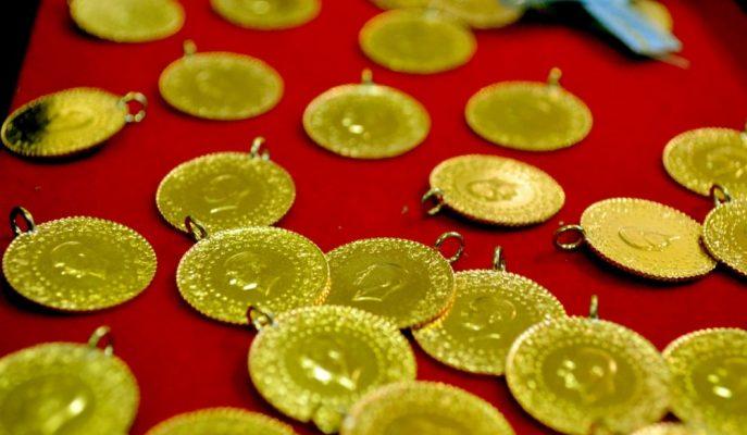 Sabah Rekor Seviyeleri Gören Altın Fiyatları Gerilemeye Başladı