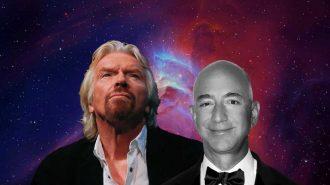 Richard Branson Uzay Turizminde Tek Rakibi Olarak Jeff Bezos'u Görüyor!