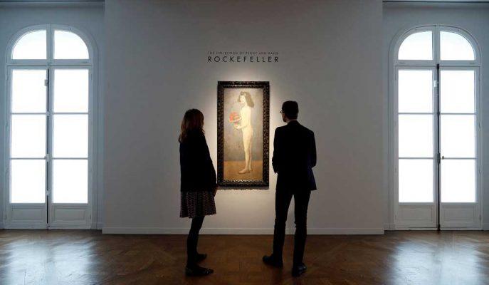 Rockefeller Çiftinin Sanat Koleksiyonuna 1 Milyar Dolar Değer Biçildi!