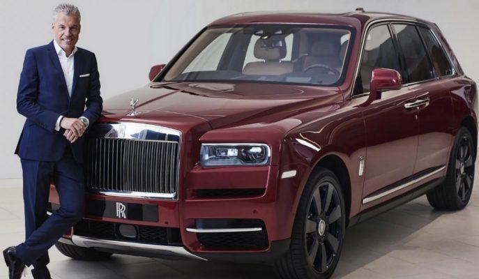 Rolls Royce Yarı Otonom Sürüş Tekniğine Oldukça Farklı Yaklaşıyor!