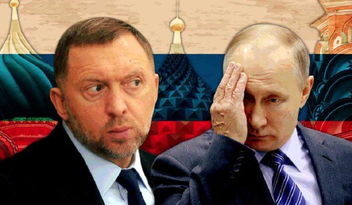 Rus Milyarder Deripaska, Şirketini ABD Yaptırımlarından Kurtarmak için İstifa Etti!