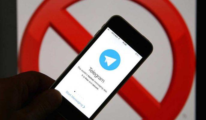 Telegram'ı Yasaklayan Rusya Uygulamanın Mağazalardan da Kaldırılması için Harekete Geçti