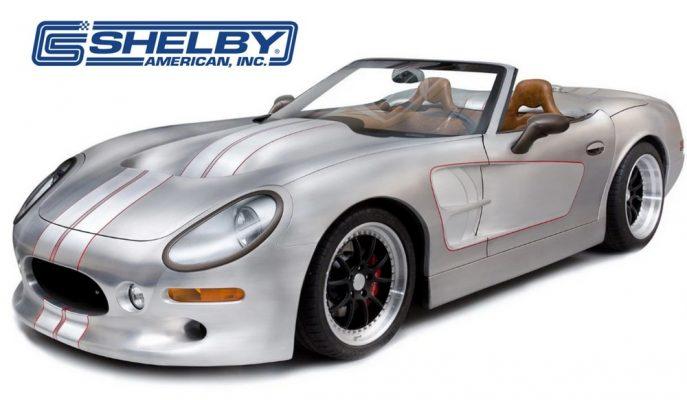 Shelby'den Yüksek Performanslı Series 2 Roadster Modeli Geliyor!
