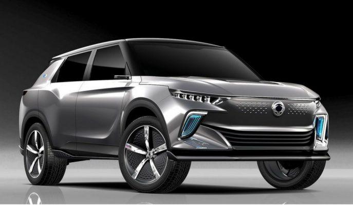SsangYong Yeni Korando SUV'u Dizel – Elektrik Motor Kavramıyla Çıkartacak!