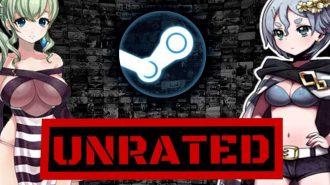 Steam'de Yer Alan Üç Oyun Müstehcen İçerik Nedeniyle Uyarıldı!