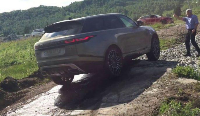 Jaguar – Land Rover SUV Modelleri Arazide Otonom Sürüşe Hazırlanıyor!