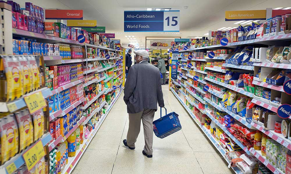 consumers perception of tesco sainsburys and marks It is based on a six-monthly online survey of consumers which is demographically  plusnet, sky, talktalk, tesco mobile, three, virgin media, virgin.