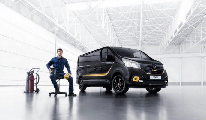 "Ticariye Formula DNA'sı Yüklendi: ""Renault Traffic"""