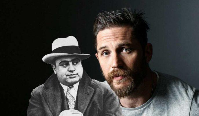Tom Hardy'nin Al Capone Olmak için Tanınmaz Hale Geldiği Fonzo'nun Detayları!