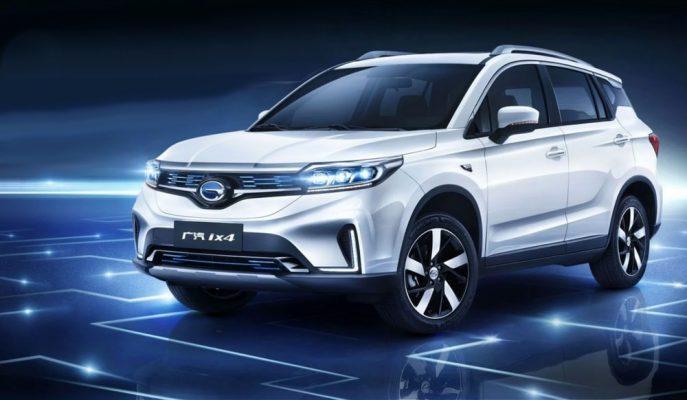 Toyota – GAC Ortaklığında Üretilen EV ix4 SUV Gösterildi!