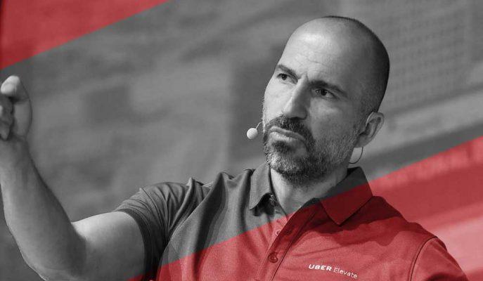 Uber CEO'su Dara Khosrowshahi Halka Arz için Tarih Verdi!
