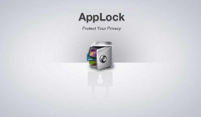 Uygulamaya Özel Şifreleme Programı AppLock Telefonunuzu Karıştıranı Fişliyor!
