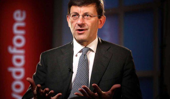Vodafone'un 10 Yıllık CEO'su Vittorio Colao İstifa Ediyor!