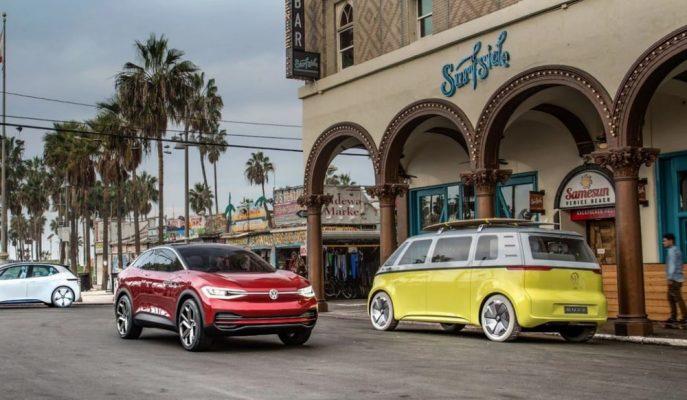 VW Elektrikli Araçlar için 48 Milyar Dolarlık Sipariş Anlaşmasını İmzaladı!