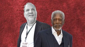 Weinstein Hakim Karşısına Gülümseyerek Çıktı, Morgan Freeman Özür Diledi!