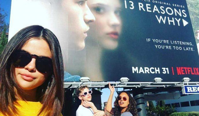 Yapımcısı Selena Gomez Aksini Söylese de 13 Reasons Why İntihara Teşvik Ediyor!