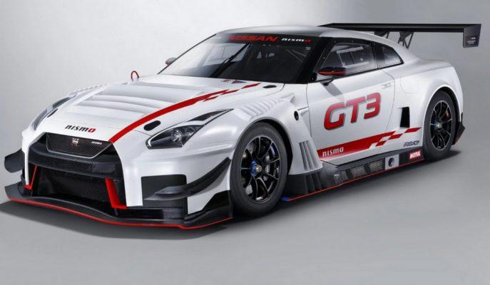 2018 Nissan GT-R Nismo GT3'e Performans Güncellemesi Geldi!