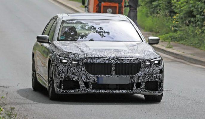 Test Sırasında Yakalanan 2019 BMW 7 Serisi'nin Bazı Özellikleri Açıklandı!
