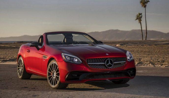 2019 Mercedes SLC 43'e Fazladan Beygir Takviyesi