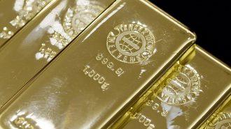 Altının Ons Fiyatı Ticaret Savaşı Endişeleri ile Yükseldi