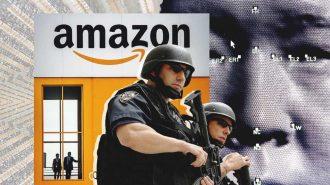 """Amazon Çalışanlarından Jeff Bezos'a Çağrı: """"Yüz Tanıma Teknolojisini Polise Satma"""""""