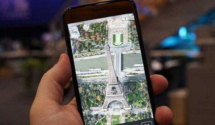 Apple'dan Google'a Gözdağı: Dünyanın En İyi Harita Hizmetini Vermek İstiyor