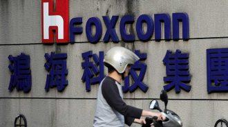 Apple'ın Tedarikçisi Foxconn için En Büyük Mücadele Ticaret Savaşı!