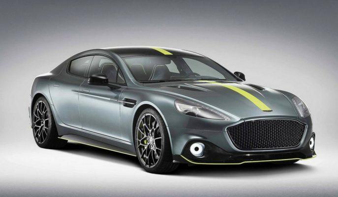 Sadece 210 Kişinin Sahip Olacağı Aston Martin Rapide AMR Sizlerle!