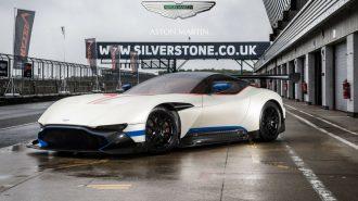 Aston Martin Yeni Test ve Araç Geliştirme Tesisini Açtı!