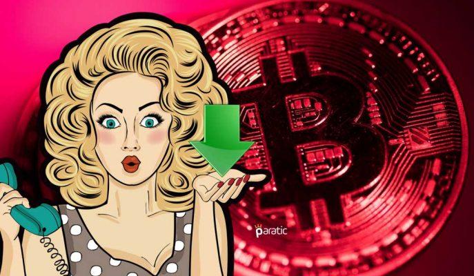 Bitcoin 5900 Doları Gördü! Uzmanlar Daha Çok Düşeceğini Söyledi!