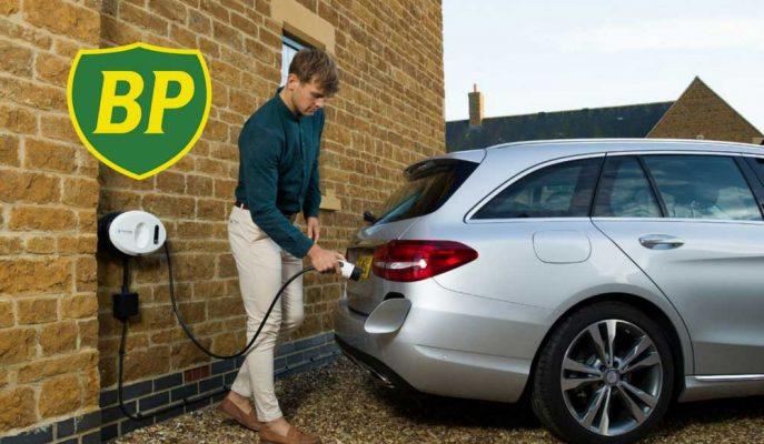 BP İngiltere'nin En Büyük Elektrikli Araç Şarj Ağını Satın Aldı!